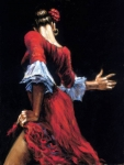 FLAMENCO DANCER 3